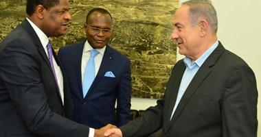 نتنياهو يلتقي برئيس المجموعة الاقتصادية لدول غرب أفريقيا التى تضم 15 دولة
