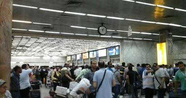 إلغاء رحلتين وتأخر إقلاع 3 طائرات بمطار القاهرة