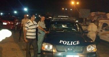 ضبط 42 هاربا من تنفيذ أحكام فى شمال سيناء