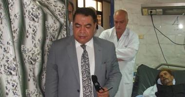 صحة الشرقية تحول الصيدلى الأول بمستشفى حميات الزقازيق للتحقيق