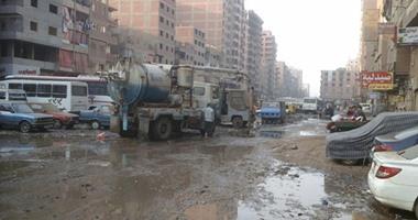 مياه سيناء ترفع الطوارئ للقصوى وتخصص أرقام هواتف وواتس آب لتلقى الشكاوى