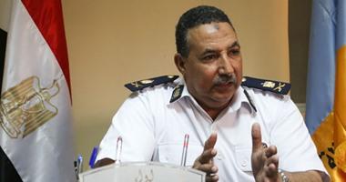 مدير المرور يتفقد الطرق السريعة ويوجه بتفعيل خدمات الإغاثة