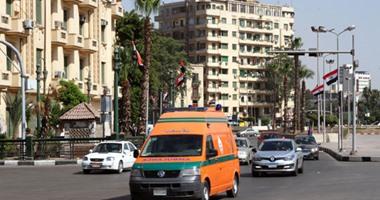 الإسعاف: واقعة نقل العفش بإحدى سياراتنا قديمة وإحالة مرتكبيها للتحقيق