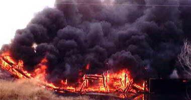 السيطرة على حريق بمنزل بالمنوفية دون إصابات بشرية