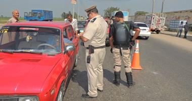 استشهاد شرطى وإصابة آخر فى هجوم على كمين أمنى بالمنيا