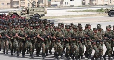 الجيشان الأردنى والأمريكى ينفذان تمرينا عسكريا ضمن فعاليات الأسد المتأهب