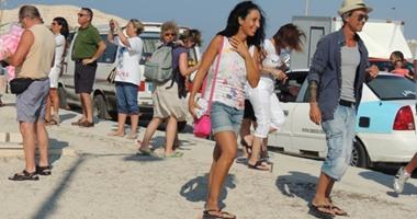 127 ألف ليلة سياحية أوروبية بمطروح والساحل الشمالى منذ إبريل