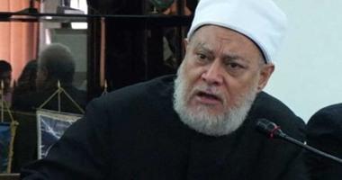 """على جمعة مهاجما الداعين لخلع الحجاب: يمهدون لجماعات إرهابية بـ""""نص كم"""""""