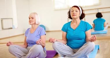 دراسة: ممارسة اليوجا 3مرات يوميا تقوى القدرات الإدراكية لكبار السن