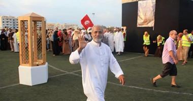 """مستخدمو """"فيس بوك"""" يتداولون صورا لحجاج تونس يتدربون على مناسك الحج"""