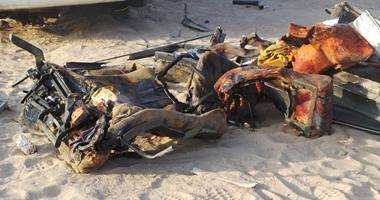 الصحة: حادث شرم الشيخ أسفر عن وفاة 33 شخصاً وإصابة 41 آخرين