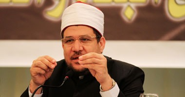 رئيس الهيئة العامة للشؤون الإسلامية الإماراتى يستقبل وزير الأوقاف
