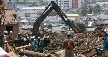 مصرع 26 شخصا فى انهيارات أرضية بشمال غرب بوروندى