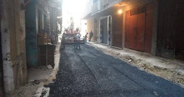 برلمانى بسوهاج: الانتهاء من رصف الطرق بقرى مركز المنشاة خلال شهر ديسمبر