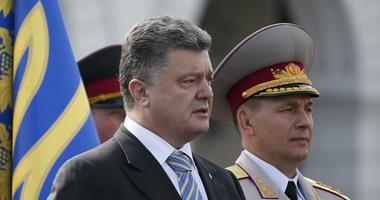 بوروشنكو: الانتخابات الرئاسية تشكل أهمية للبلاد لتعلقها باستقلال وسيادة أوكرانيا