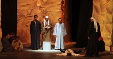 """اعتذارات بالجملة لممثلى مسرحية """"رئيس جمهورية نفسه"""""""