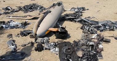 تحطم طائرة شحن اصطدمت بسيارات قرب مطار فى ولاية أوهايو الأمريكية