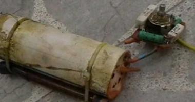 انفجار قنبلة ثانية بجوار مستشفى كفر الزيات