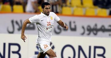 أحمد فتحى يحرز أول هدف له مع أم صلال