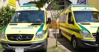 إصابة روسى بالغردقة انقلبت به سيارة سرقها من مصرى