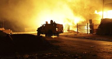7 قتلى فى اشتباكات بين ميليشيات مسلحة وسط مدينة الزاوية الليبية