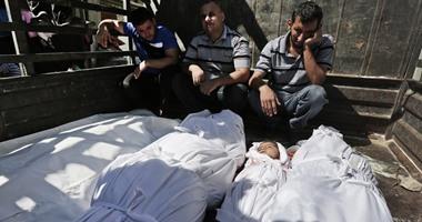 العدوان الإسرائيلى على غزة
