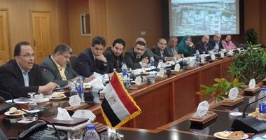 المجلس الأعلى للمستشفيات بجامعة المنصورة يناقش تطوير المنظومة الصحية