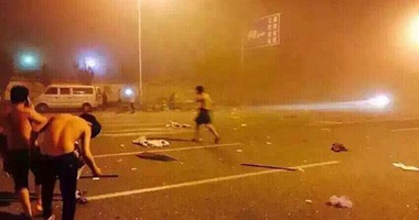 مصرع 11 شخصا وإصابة 37 آخرين جراء وقوع انفجار ضخم للغاز وسط الصين