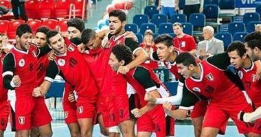 شباب اليد يتوج بلقب البطولة الأفريقية بمراكش على حساب تونس