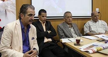 """توافد المشاركين فى ثانى فعاليات """"اليوم السابع"""" لرعاية الصحافة الإقليمية"""