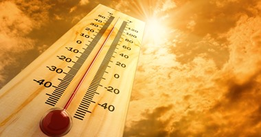 طقس الاثنين مائل للحرارة على الوجه البحرى.. والعظمى فى القاهرة 35 درجة