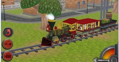 علم أطفالك مهارات جديدة بلعبة Train Game For Kids - اليوم السابع