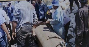 انقطاع المياه الأربعاء عن 15 منطقة بالقاهرة 12 ساعة بسبب تحويل الخطوط