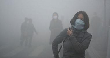 استنشاق الهواء فى الصين ليوم واحد يعادل تناول 40 سيجارة التلوث