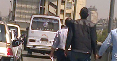بدء أعمال صيانة كوبرى 15 مايو غدًا وغلق حارة مرورية باتجاه القاهرة
