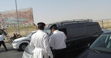 ضبط 18 سائق أتوبيس مدرسى من متعاطى المخدرات أثناء القيادة