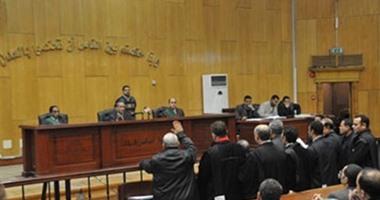 جنايا المنيا تؤجل محاكمة 4 متهمين بقتل شرطيين أمام كمين أمنى لـ16مايو