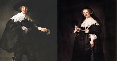 """متحف هولندى يعرض """"160 مليون يورو"""" لشراء لوحتين لـ"""" رامبرانت"""""""
