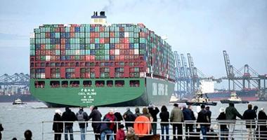 ميناء دمياط يستقبل 5 سفن حاويات وبضائع عامة خلال 24ساعة الماضية