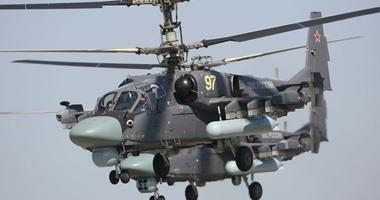 """""""سبوتنيك"""": """"الهليكوبتر كا-52"""" تجعل البحرية المصرية القوة الضاربة بالمنطقة"""