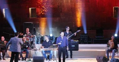مسرح محكى القلعة يستعد لاستقبال المطرب محمد الحلو