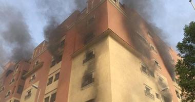 مقتل شخص وإصابة 30 فى حريق بمجمع سكنى لشركة أرامكو السعودية