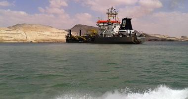 مهاب مميش:عبور201 سفينة قناة السويس خلال 5 أيام بحمولة 12مليون و400ألف طن