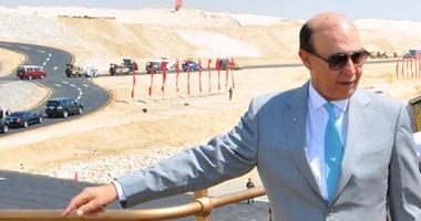 مهاب مميش: 192 سفينة عبرت قناة السويس الجديدة خلال سبعة أيام