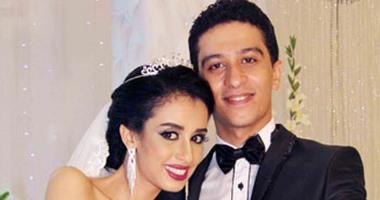 """بالصور.. هانى شاكر والحجار فى زفاف """"يحيى عادل"""" حفيد الموسيقار محمد الموجى"""