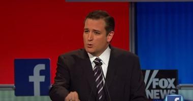 السيناتور تيد كروز: فخور بتقديمى مشروع قانون يصنف الإخوان جماعة إرهابية