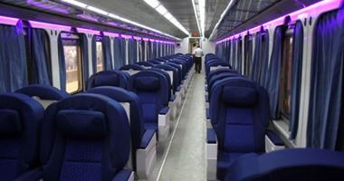 السكة الحديد: تشغيل عربات Top VIP بـ400 جنيه للمصريين و40 دولارا للأجانب