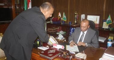 محافظة المنوفية: القيادة السياسية تولى تفعيل دور مكاتب خدمة المواطنين اهتمام كبير
