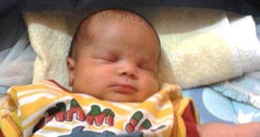 ننشر صورة الطفل  السيسى  المولود لحظة افتتاح قناة السويس الجديدة