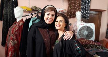 منة فضالى لرانيا فريد شوقى: أجمل مزة فى الدنيا بنت الملك